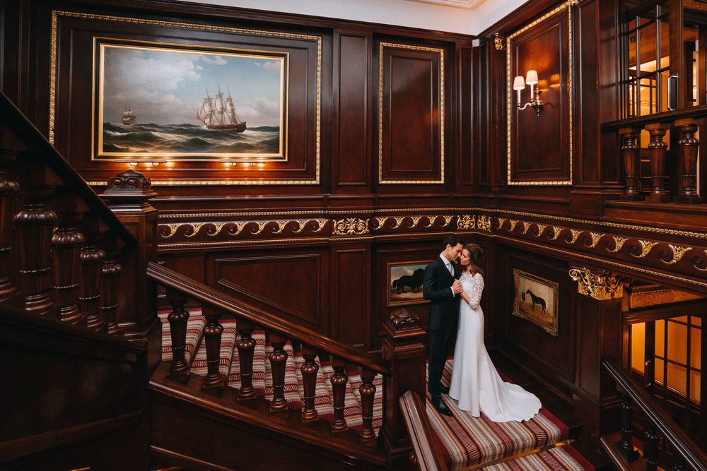 Connaught Hotel Wedding Photographer