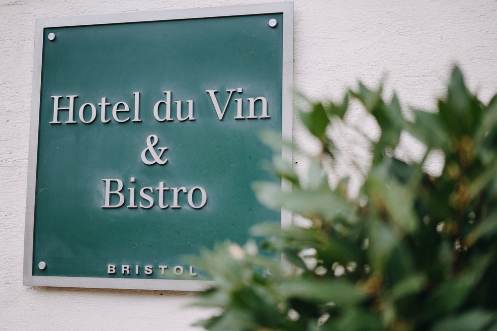 Hotel Du Vin Bristol Wedding