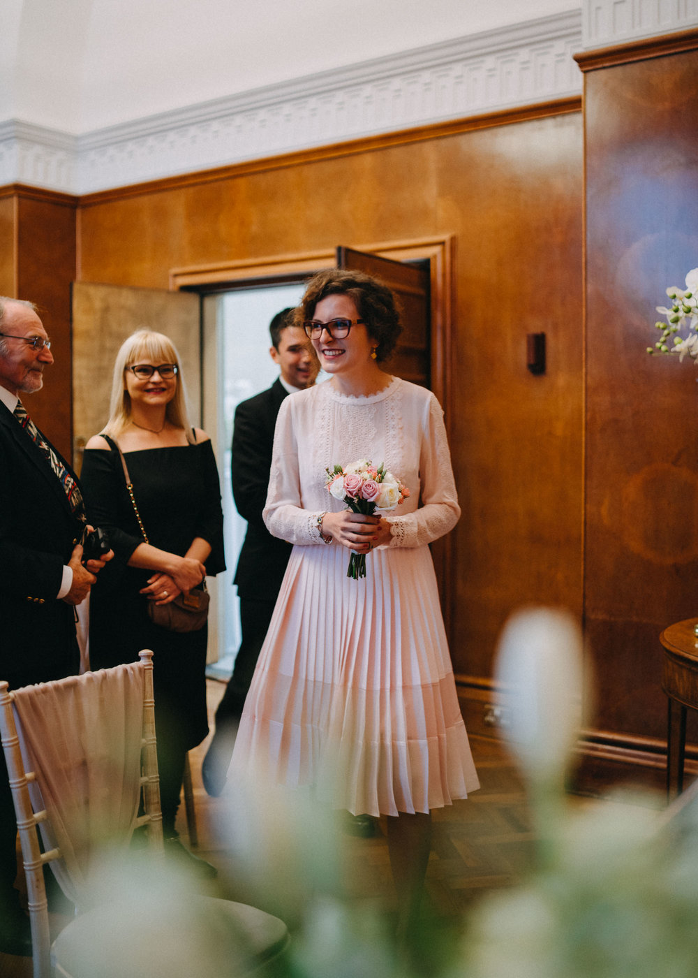 Hammersmith City Hall Wedding Photographer, London