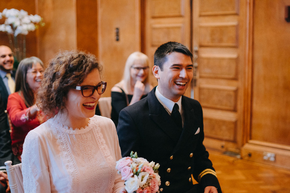 Hammersmith City Hall Wedding