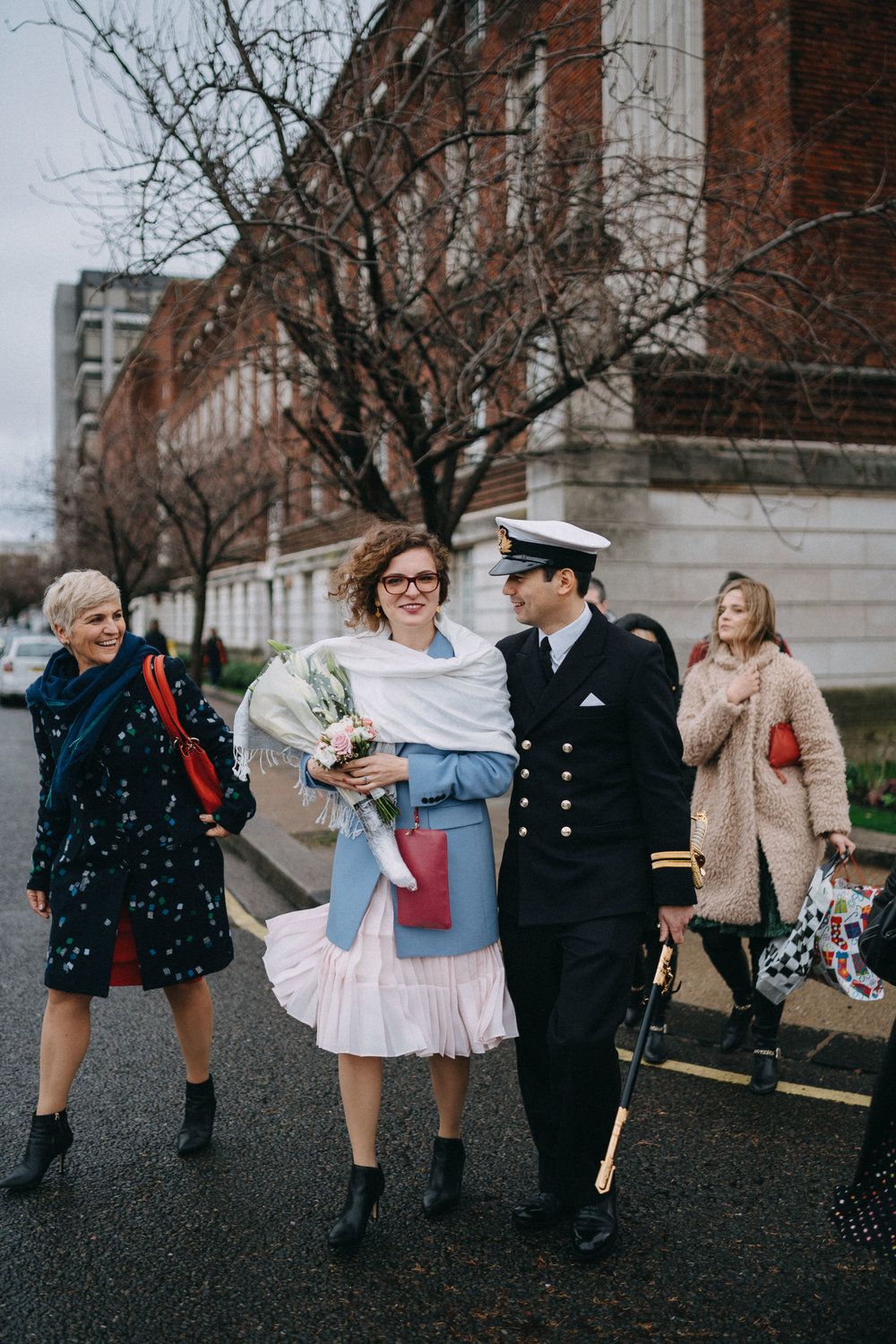 Candid London Wedding Photographer