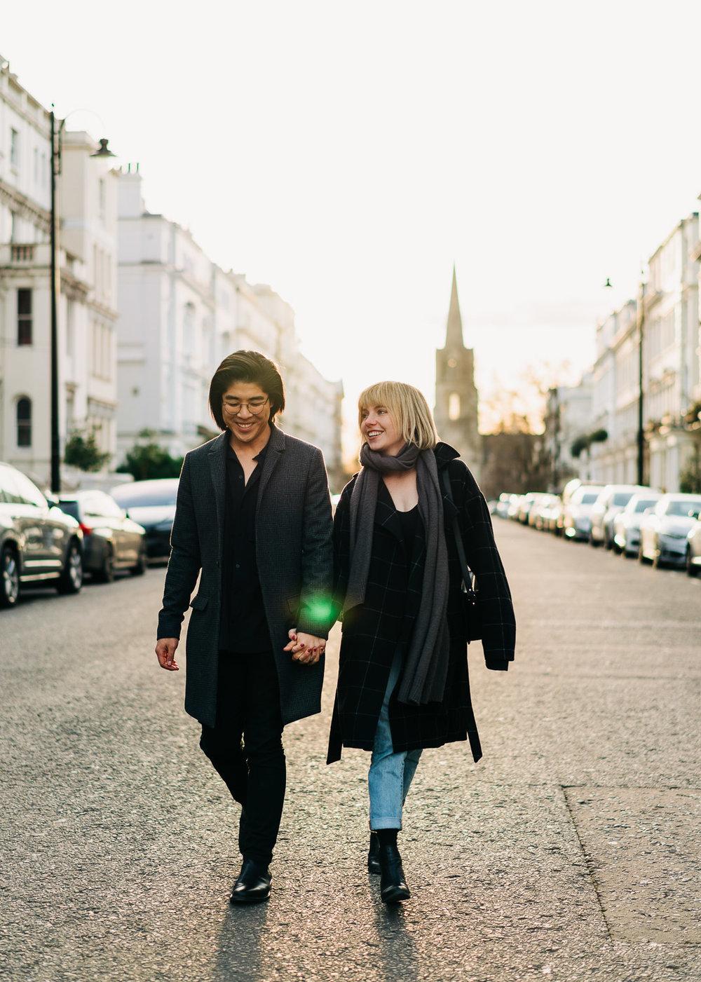 Notting Hill photographer, London