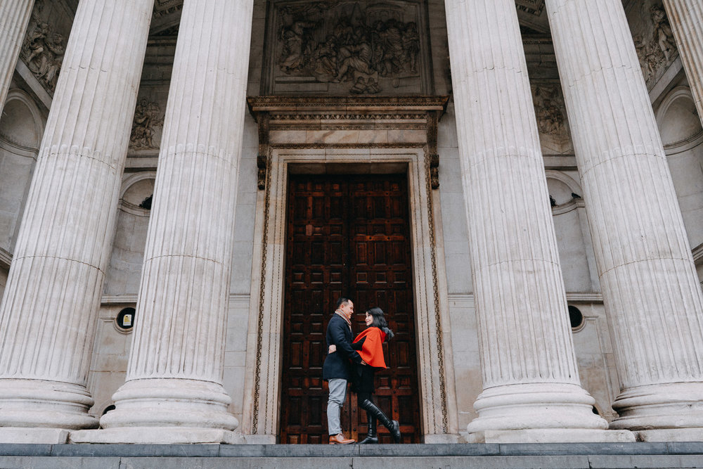 Pre-Wedding Photographer in London
