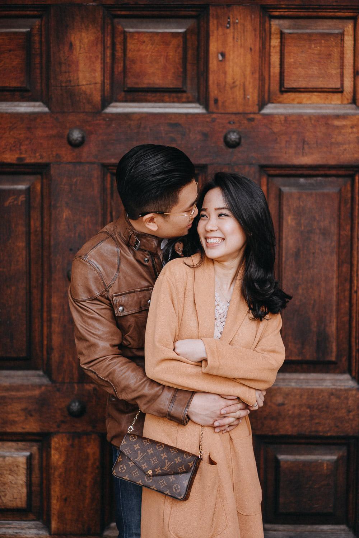 St. Pauls couples portrait photographer