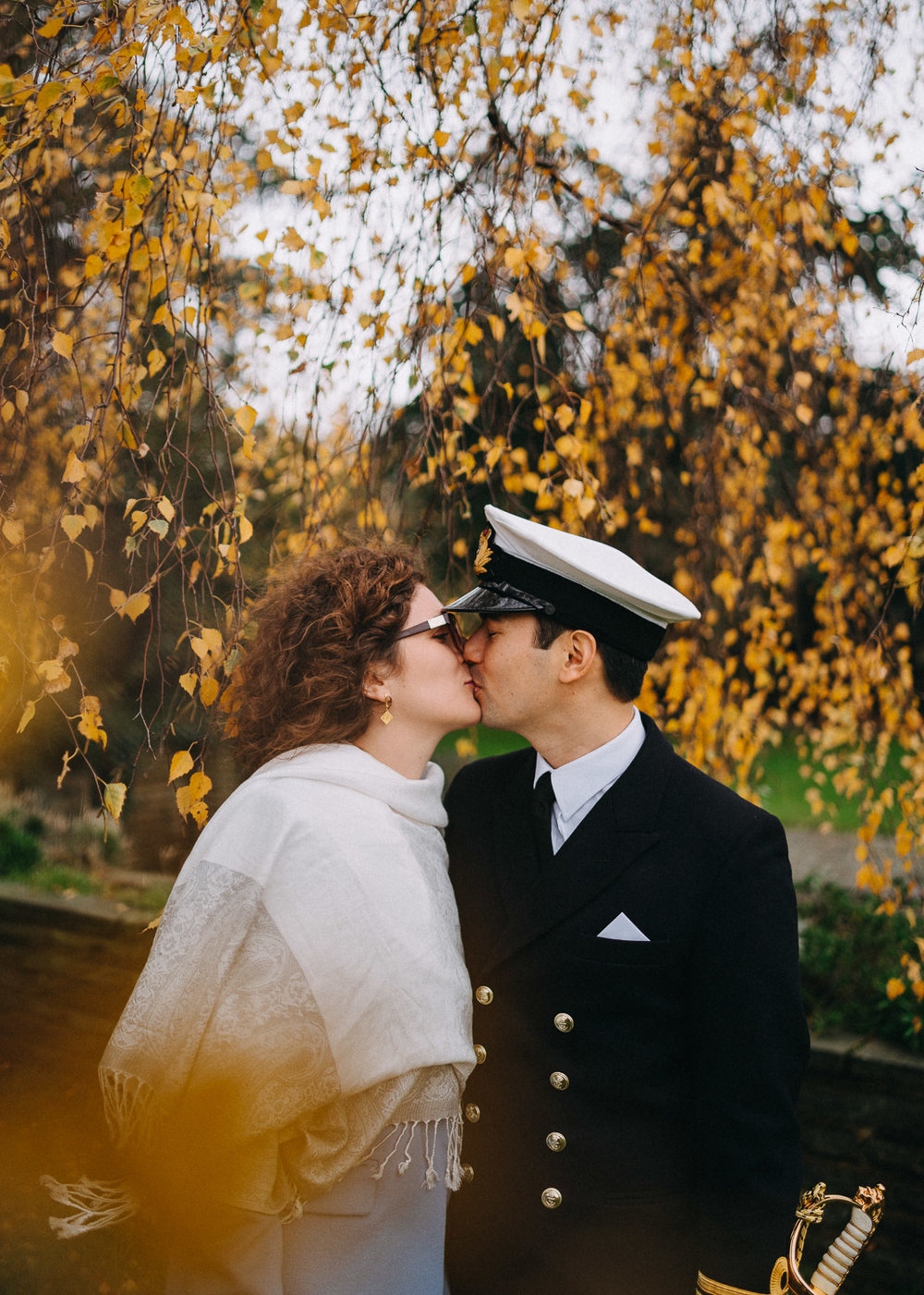 Natural and Romantic London Wedding Photographer