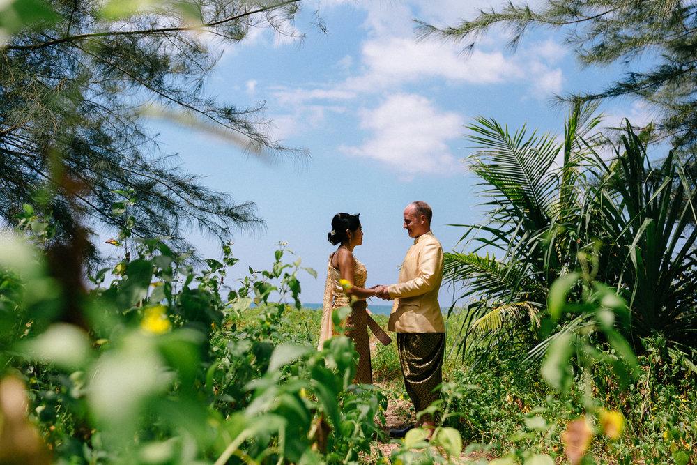 Destination Wedding Photographer in Thailand