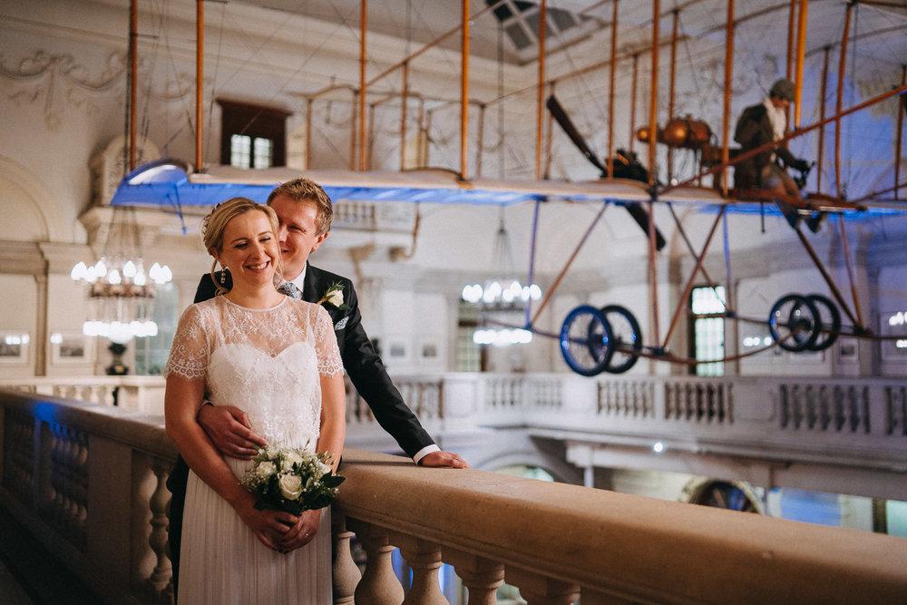 Bristol Wedding Photographer - Bristol Museum and Art Gallery