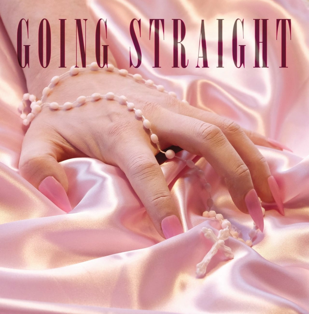 Candy Darling - Going Straight Single Cover
