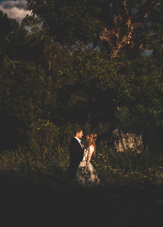 Bröllopsfoto -