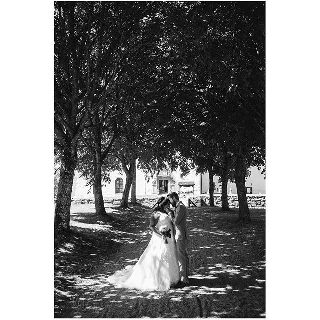 Alléer är bra att ha när solen skiner. 1. Man får det lite svalare och en paus från värmen. 2. De platserna där solen strilar igenom blir fina platser att fota på.  #Bröllop2017 #bröllopsdag #bröllopsfoto #bröllopsinspiration #bröllopsfotograf #bröllopsfotografering #borås #fujifilmxt2 #fujifilmx #fujifilmnordic #fujifilm_xseries #fujilove #fujifeed #weddingportrait #weddingportraits #junebugweddings #portraitmood #portraits_ig #natureportrait #portraitperfection #fotografmaxnorin @fujifilmnordic @fujifilm_xseries @fujifilmglobal @_fujilove_
