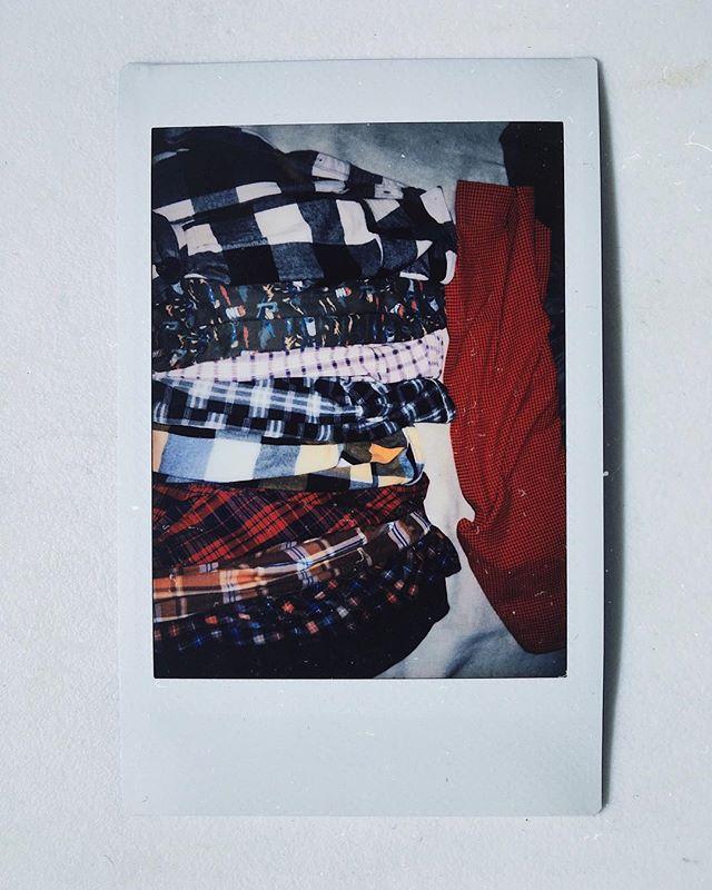 Flannel Gang  #flannelshirt
