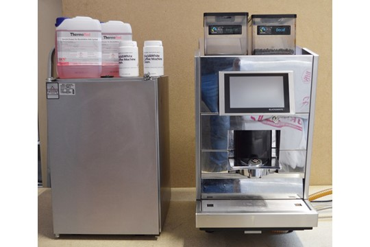 BLACK AND WHITE 3 CTM WITH UNDER COUNTER FRIDGE AVAILABLE REFURBISHED