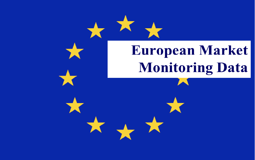 European Market Monitoring data DG Ener