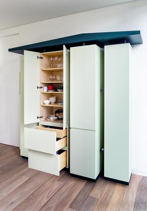 Küchenschrank Solo Möbel Raum Objekt