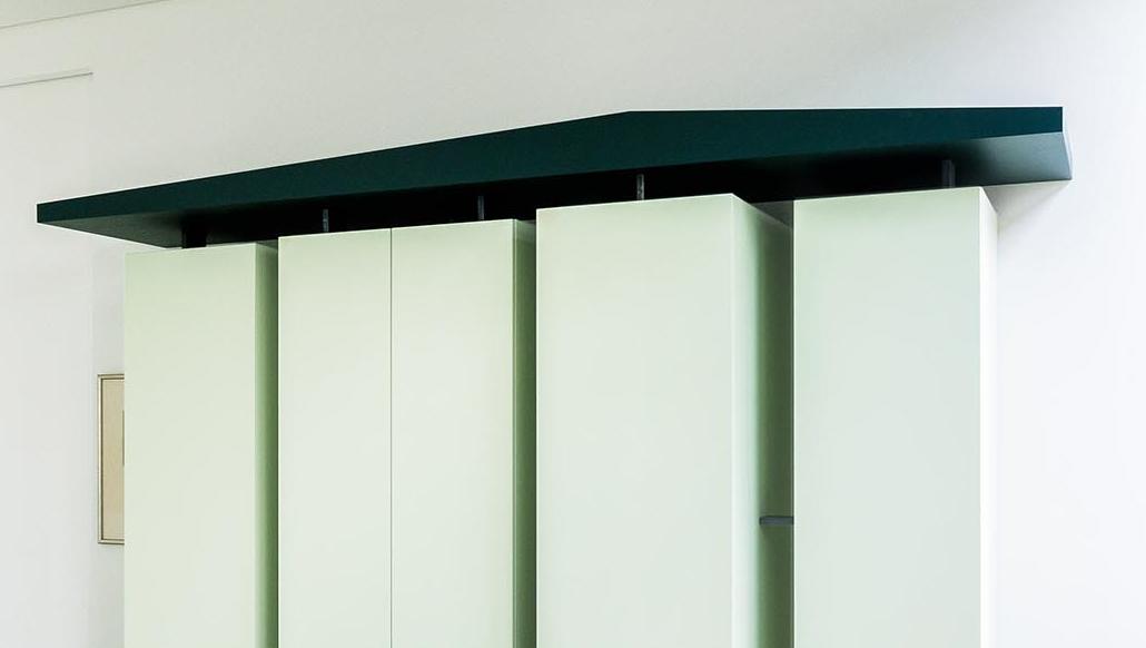 Küchenschrank — SOLO möbel raum objekt