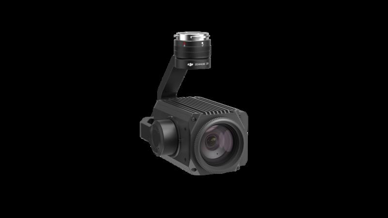 Bild: DJI Z30 Kamera