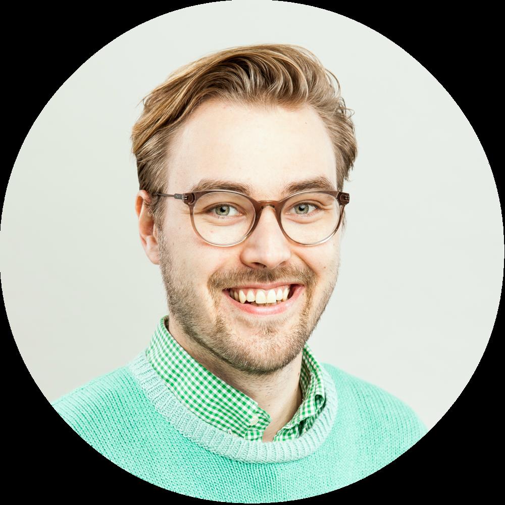Riku Lindholm, COO - Founder LinkedIn