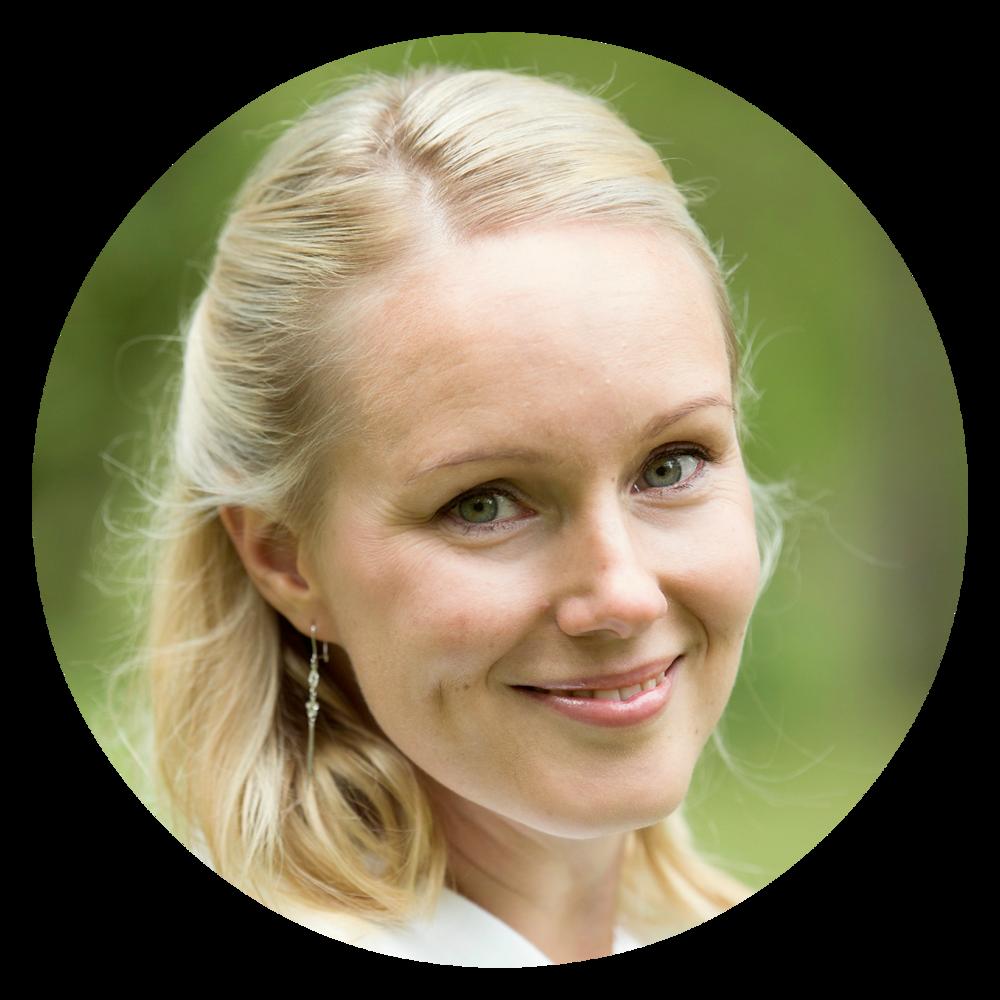 Tiia Helteenvuori, Meru Health -ohjelman terapeutti, psykologi & mindfulness-ohjaaja