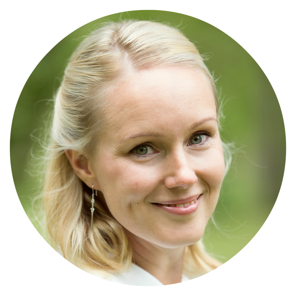 Tiia Helteenvuori, Meru Health -ohjelman terapeutti, psykologi, psykoterapeutti & mindfulness-ohjaaja (MBSR, Mindfulness-Based Stress Reduction)