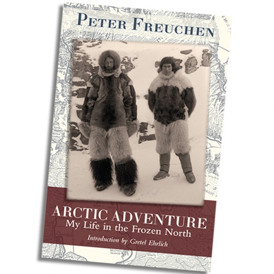 Larger than Life Adventures of Arctic Adventure Author Noted in The New Yorker -