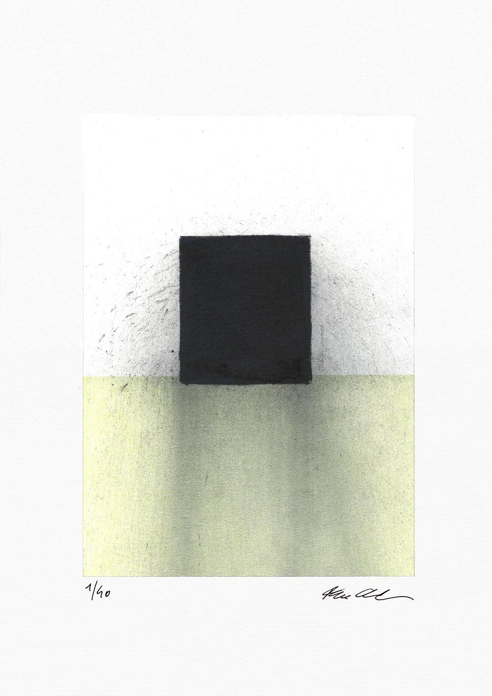 Federico Aprile,   Collasso , 2014, stampa ed. 1/40, 21 x 29,7 cm, Firmato e numerato  € / CHf / £ / $ 100.-