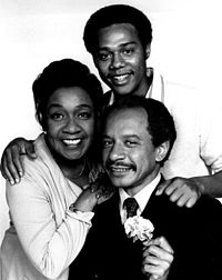 The Jeffersons - Source: Wikipedia