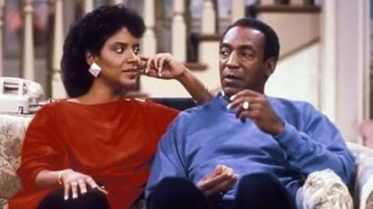 Mr. and Mrs. Huxtable of  The Cosby Show -  Source: TheNewsBusters.org