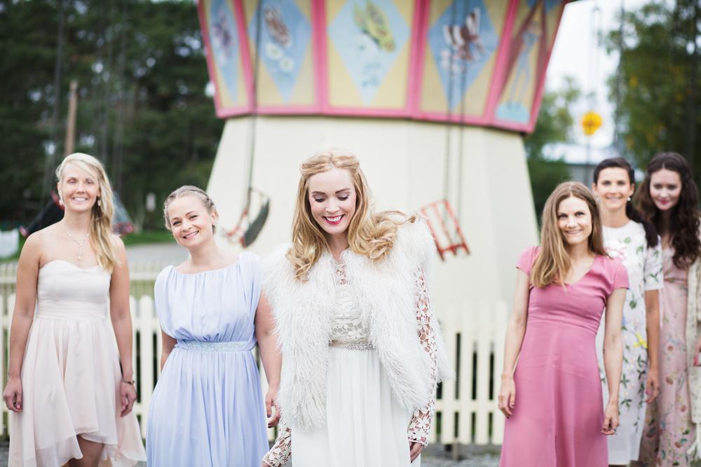 Bohemiskt höstbröllop