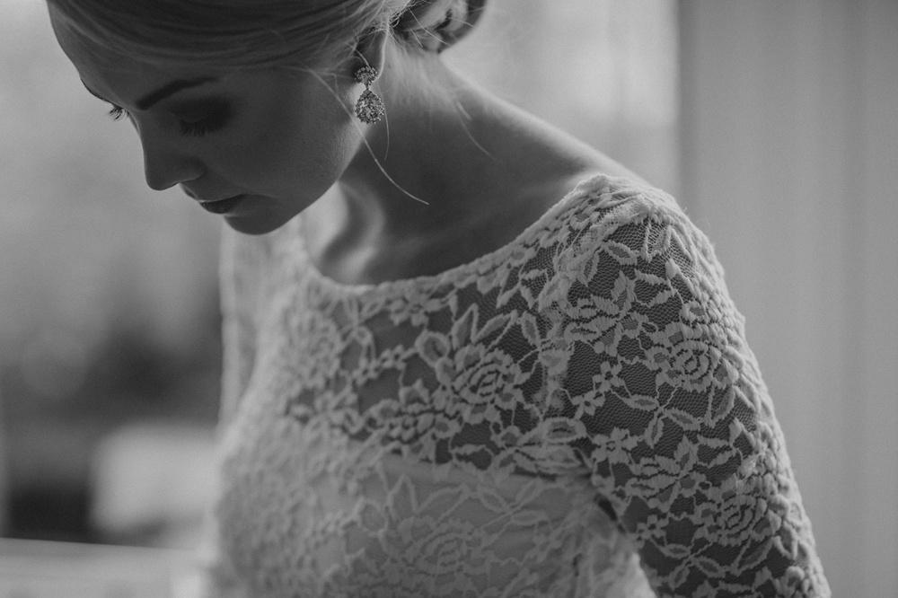 Stämningsfull septemberbröllop