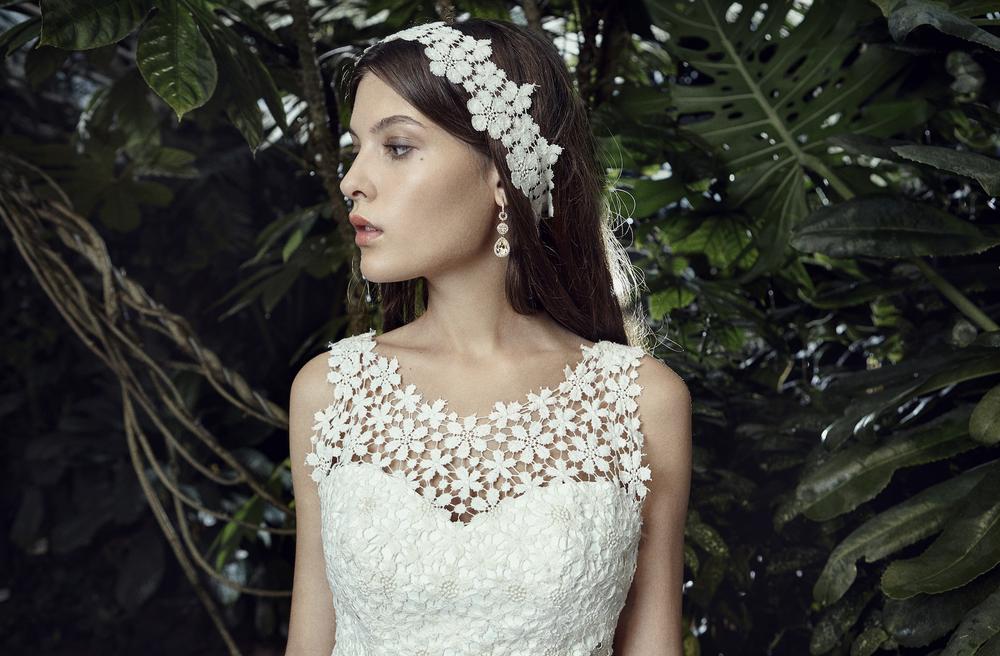 Brudkollektion från Zetterberg Couture