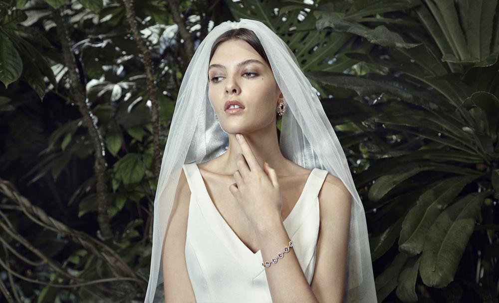 Senaste brudkollektionen från Zetterberg Couture