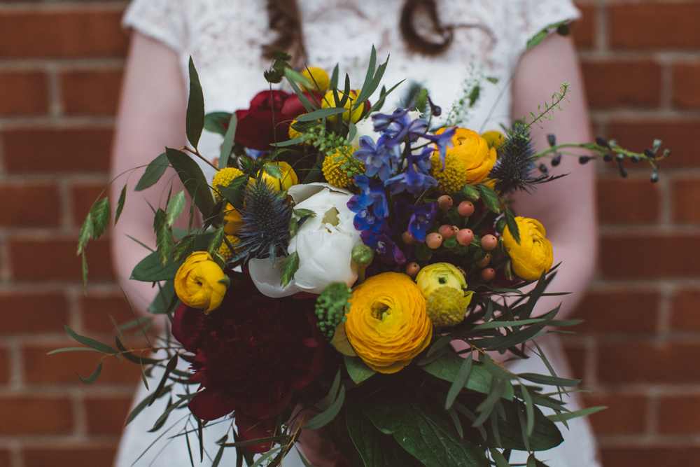 Blommor+bröllop