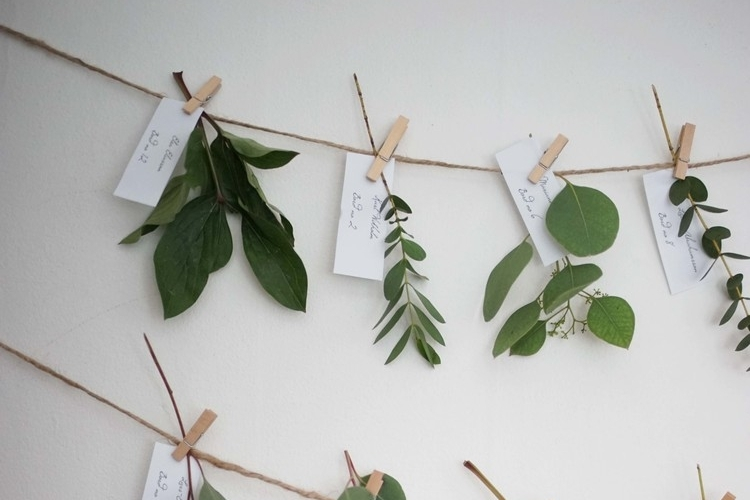 DIY: Bordsplacering med Josefin Wikholm