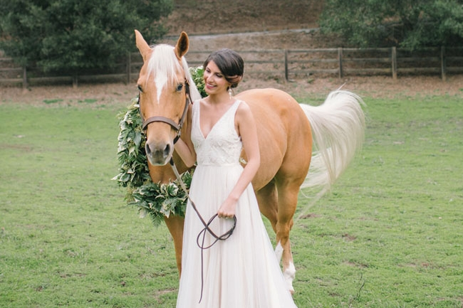 Bröllop på hästgård