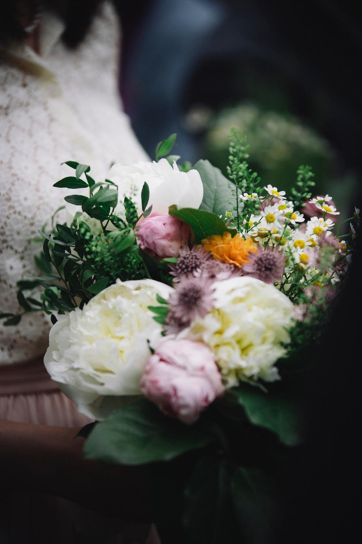 Blomsterpigan