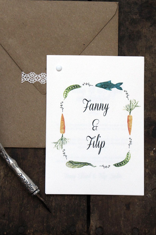 inbjudningskort+bröllop+Fanny+Lindén