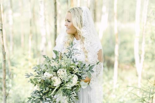 Bröllopsinspiration från Hälsingland