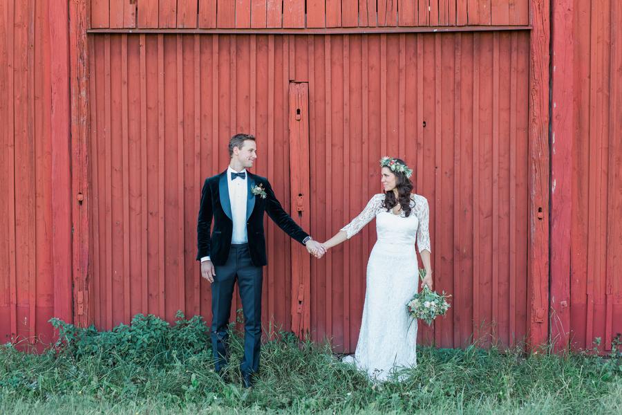 Bröllopsfotograf Anette Bruzan
