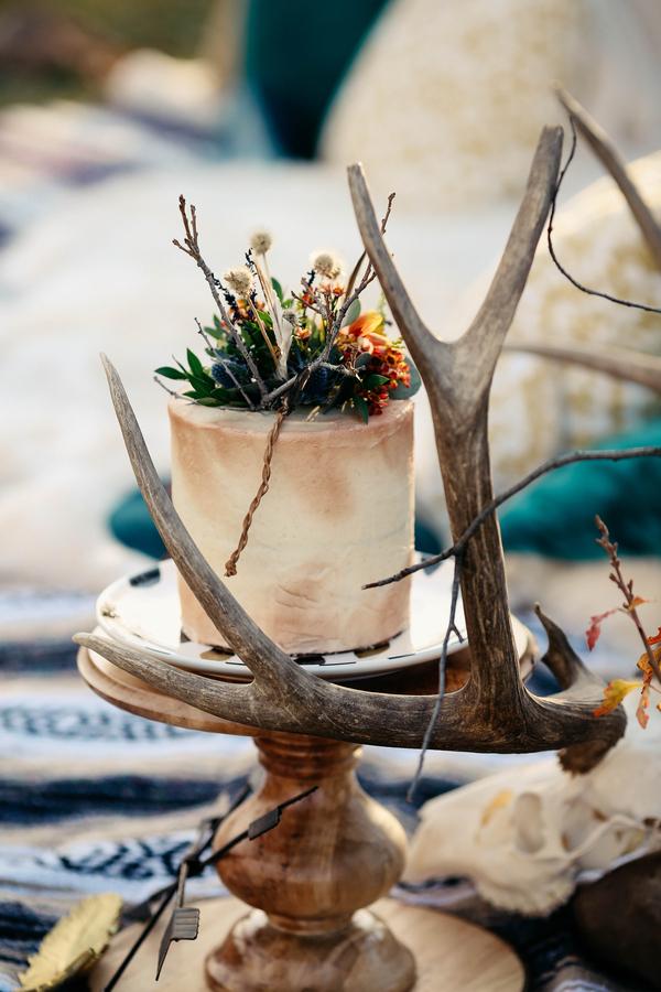 rustikt bröllop