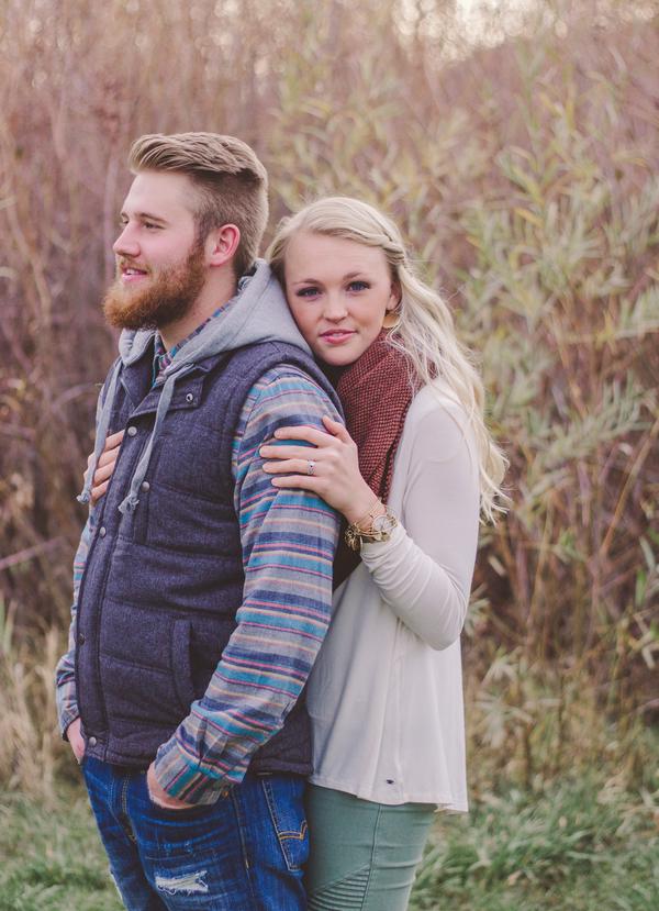 Förlovningsfotografering