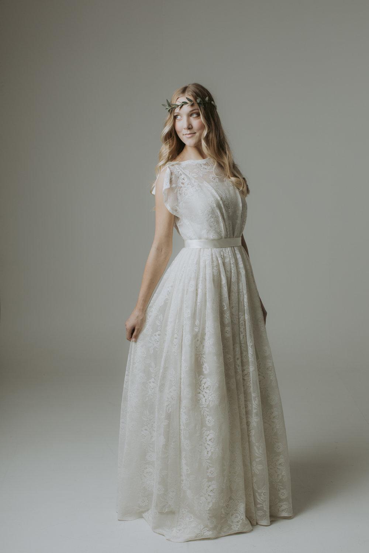 brudklänning hållbart mode