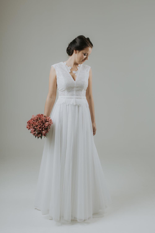 Brudklänning Zäta