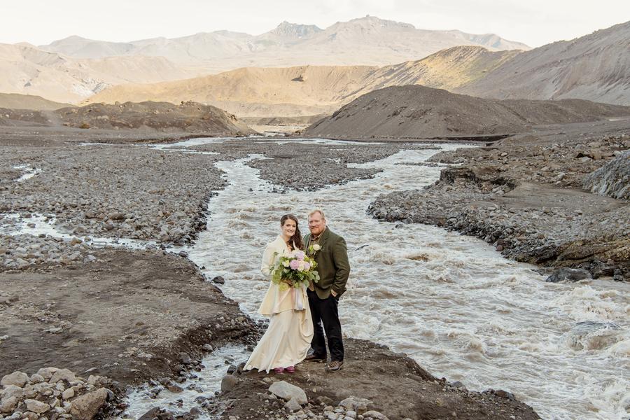 Islandsbröllop