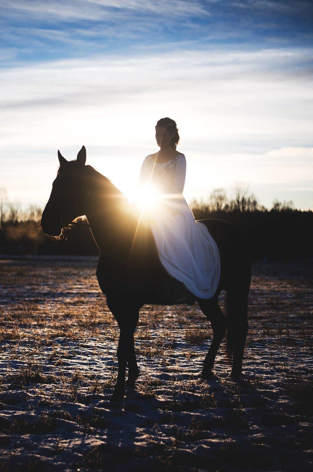 Bröllopsfotograf Skellefteå