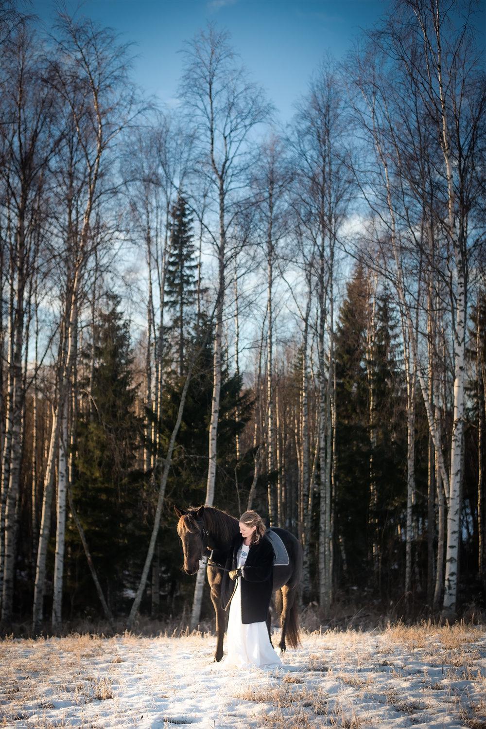Fotograf Thea Holmqvist