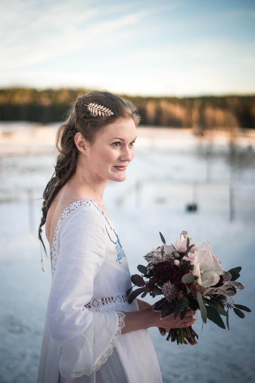Vinterbröllop Norrland