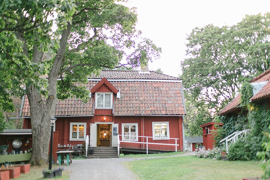 lantligt bröllop Stockholm