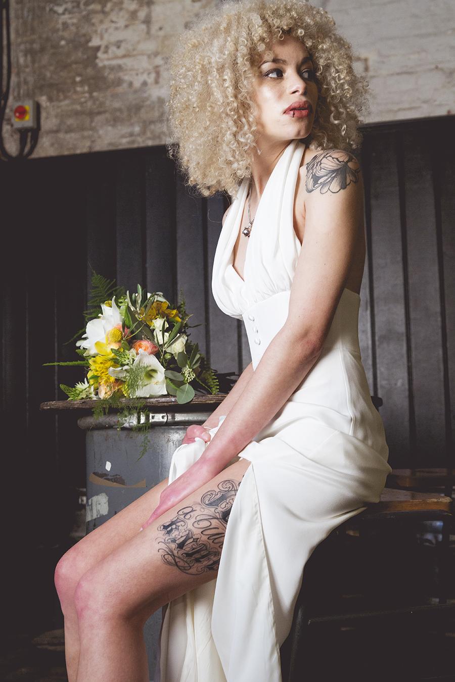 jumpsuit bröllop