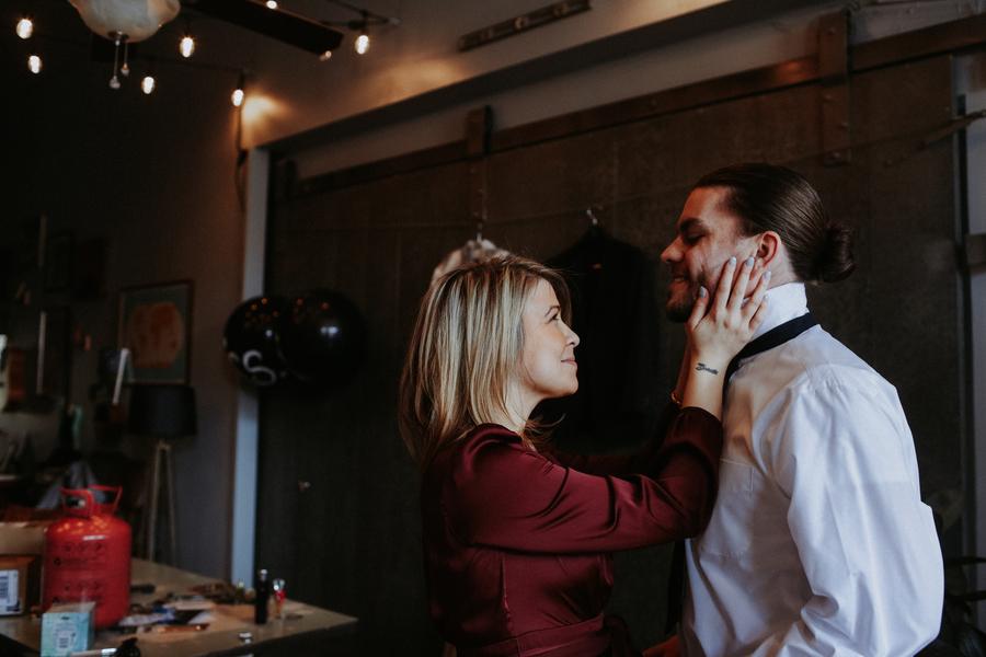 Bröllopsinspiration + elopement