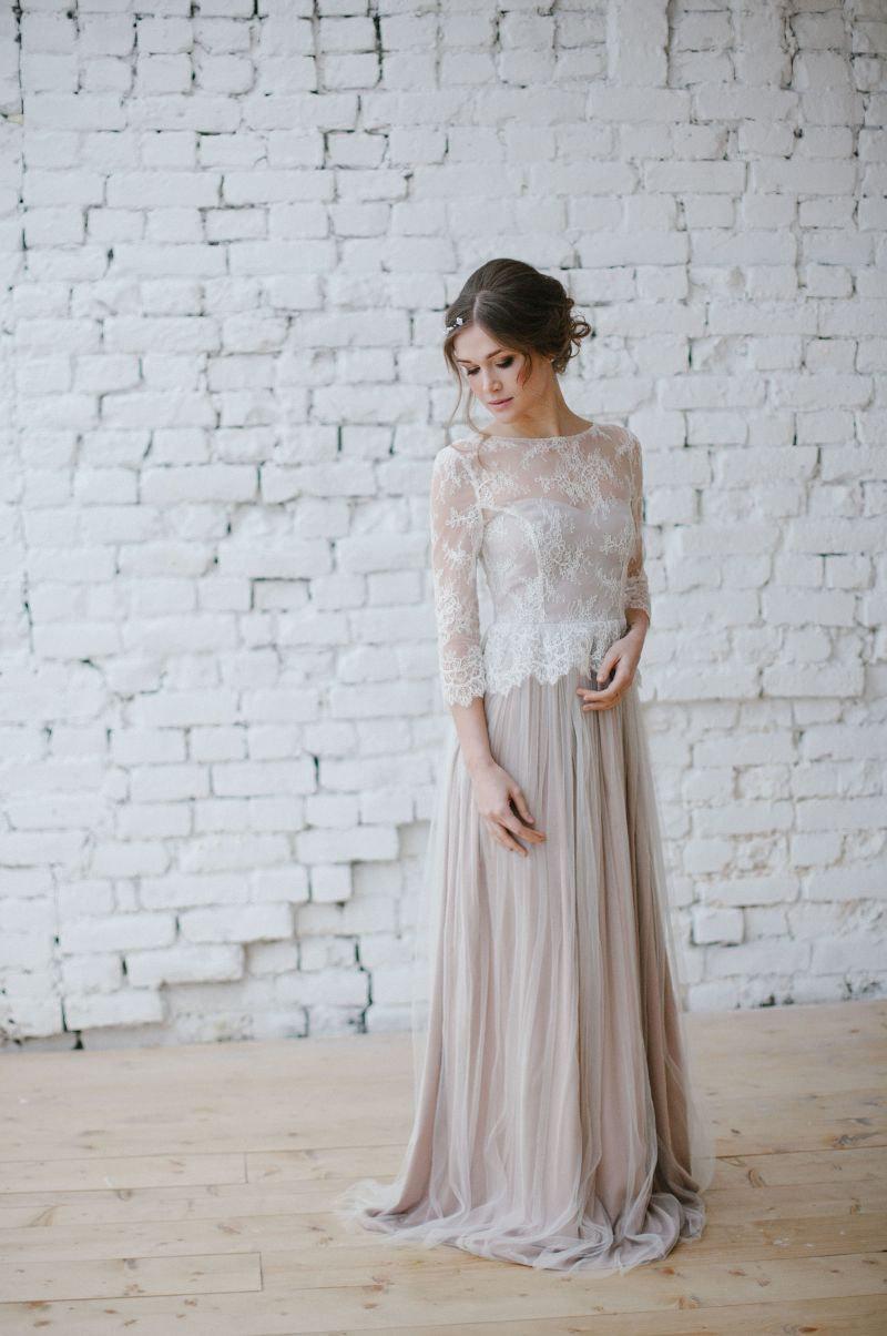 Brudklänning